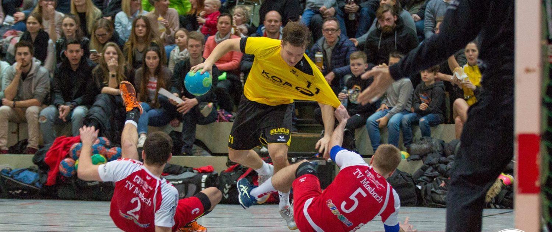 Marc Rühle beendet nach vielen, vielen Jahren seine Karriere in der Ersten Männermannschaft.