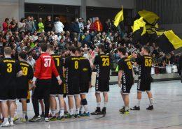 Die Mannschaft hofft auf die Unterstützung der besten Fans der Liga. Bild: Barth