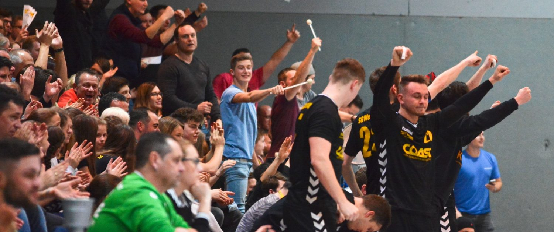 Weinstadt setzt im Derby gegen den TV Oeffingen auf die Unterstützung der Fans. Bild: Barth