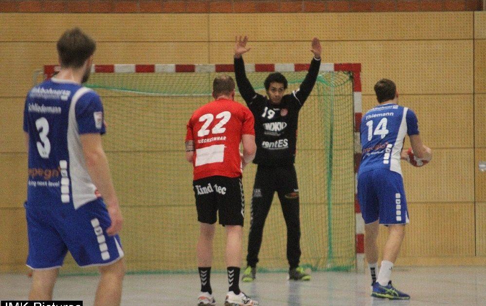 """Spielt zur Zeit für den TSV Neuhausen/Filder in der dritten Liga: Joshua """"Bobby"""" Gantner. Bild: JMK-Pictures"""
