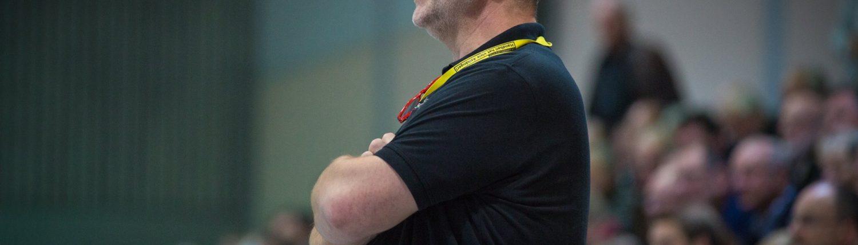 Olaf Steinke verlässt die SG Weinstadt nach vier erfolgreichen Jahren.