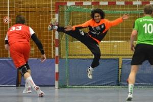 Spielte auch schon für die Sportfreunde Schwaikheim in der Württembergliga: Neuzugang Bobby Gantner.