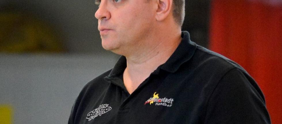Jochen Klingler mag seine Rolle als Co-Trainer. Bild: Barth