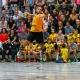 Lukas Volz zeigte eine starke Leistung gegen Bönnigheim - wird der SG aber verletzungsbedingt einige Zeit fehlen. Bild: Hans-Walter Tschirley