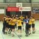 Die Männer 1 feiern in Schorndorf einen tollen Derbysieg.