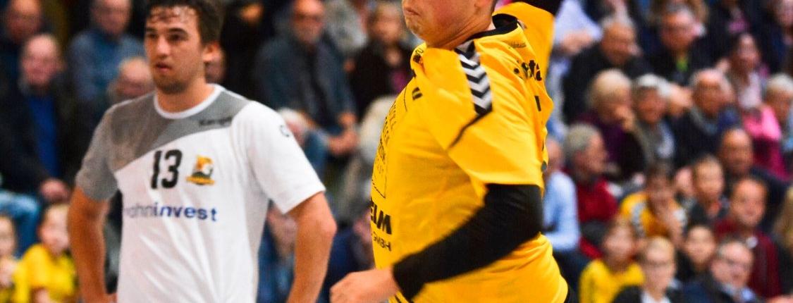 Sascha Wilhelm und sein Team wollen ins Final-Four einziehen. Archivbild: Barth