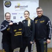 Sabrina Hahn verstärkt die SG Weinstadt zur neuen Saison.