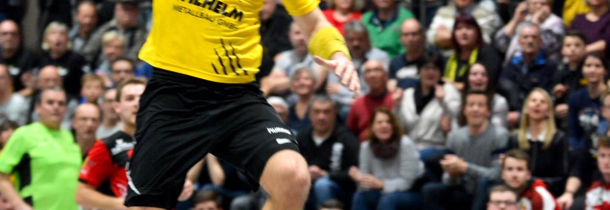 Nach der ersten Saisonniederlage wollen Christoph Köngeter und sein Team gegen Bönnigheim wieder punkten. Foto: Barth