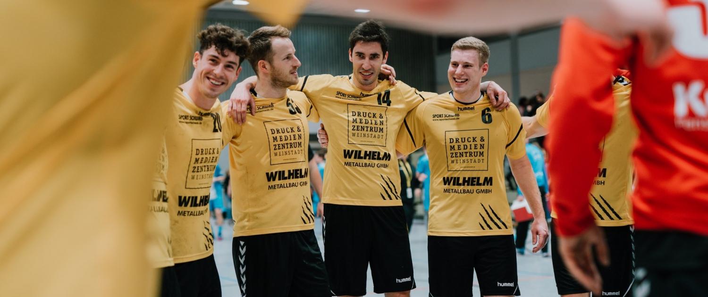 36:0 Punkte - Weinstadt möchte auch gegen Schorndorf die weiße Weste bewahren. Foto: RZ Photographie
