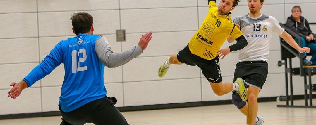 Matchwinner Sören Köhn besiegte den VfL Waiblingen II in der Schlussminute quasi im Alleingang. Foto: GS Sportfoto