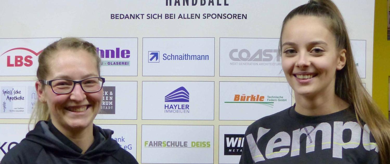 Albanita Hasametaj kommt zurück zur SG Weinstadt.