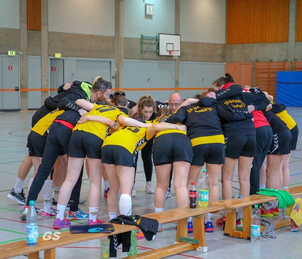 Heimspiel zum Saisonstart - SG Weinstadt Handball
