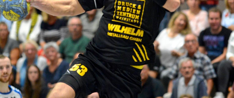 Christoph Köngeter zeigte eine starke Leistung im Auftaktspiel. Foto: Barth