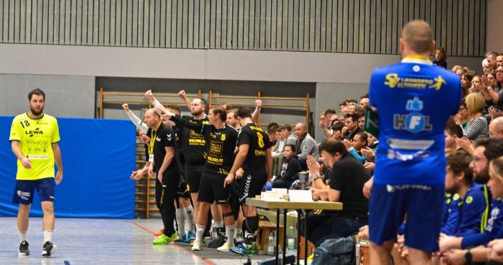 Mit einer geschlossenen Mannschaftsleistung hat die SG Weinstadt einen Punkt gegen die starken Leonberger geholt. Foto: Barth