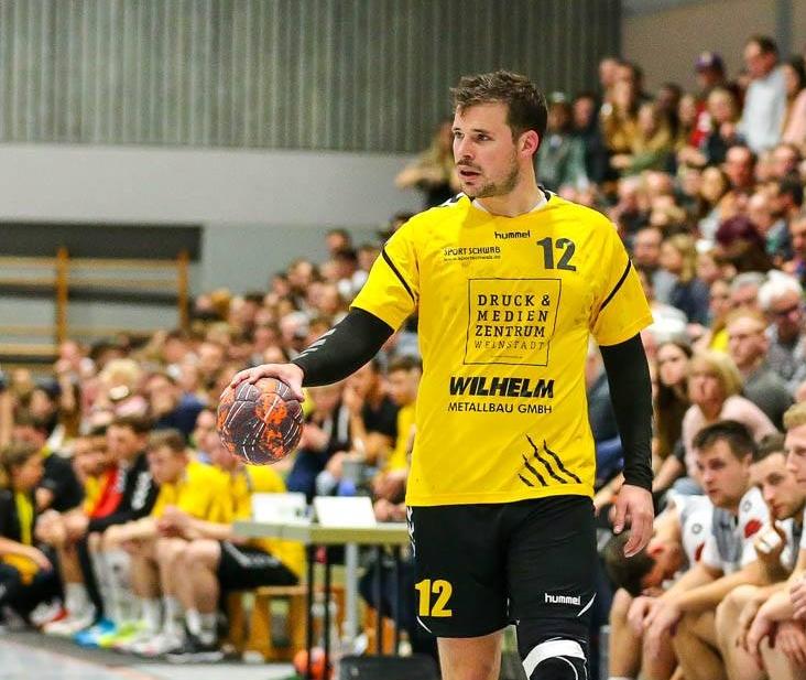 Wechselt vom Spielfeld in den Betreuerstab: Sebastian Striebich.